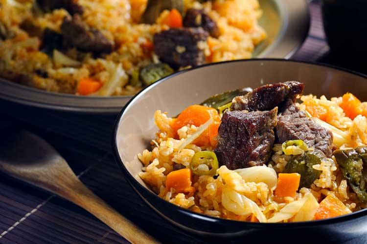 Gambian cusine eten en drinken in gambia