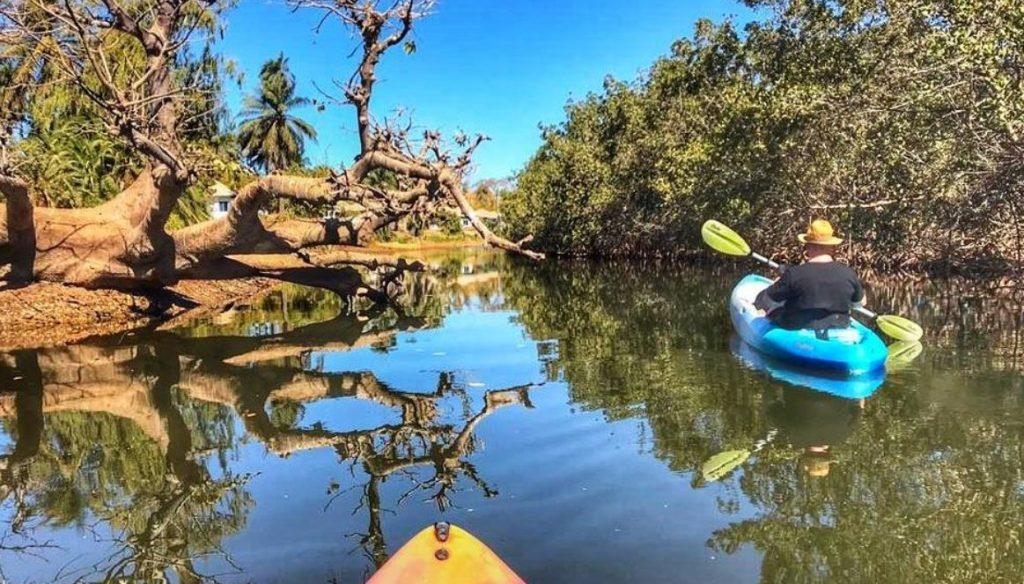 Kayak Gambia