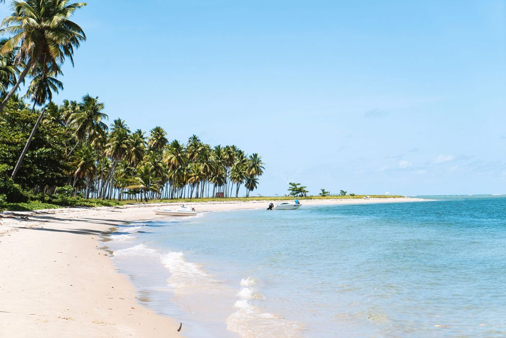 De leukste strandtentjes van Gambia