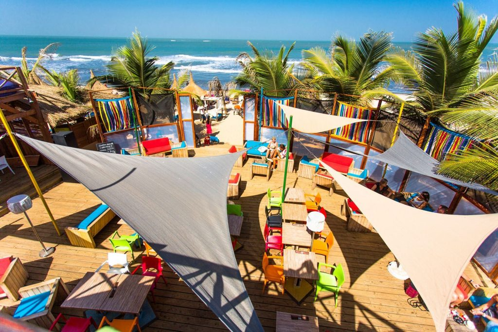 pocoloco beach bar Photo: Correndon