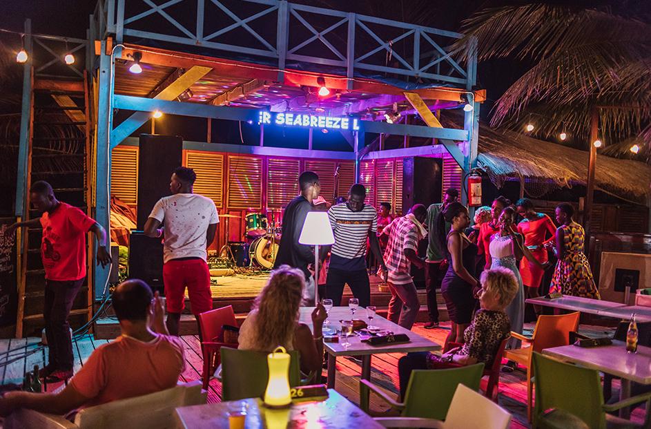 pocoloco beach bar live music band