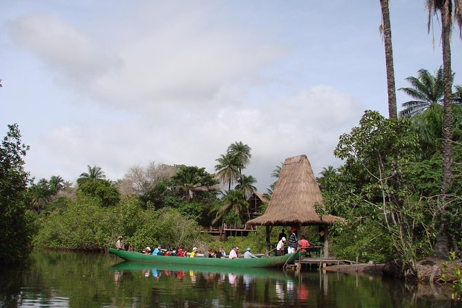 Makasutu forrest tour Gambia boottocht mangroves wandeling hike gambia