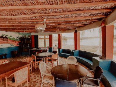 Gezamenlijke ruimte/restaurant